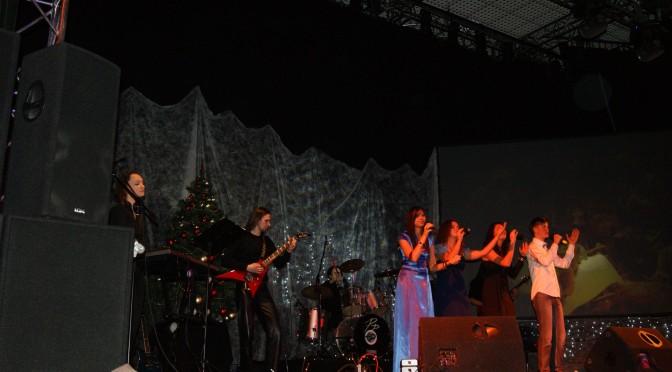 """Świąteczny Wieczór Kolędowy """"Magia Świąt"""", 2014 rok"""