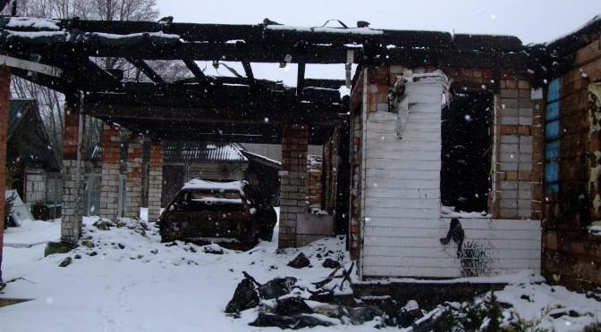 Rodzina strażaka prosi o pomoc w odbudowaniu domu po pożarze!